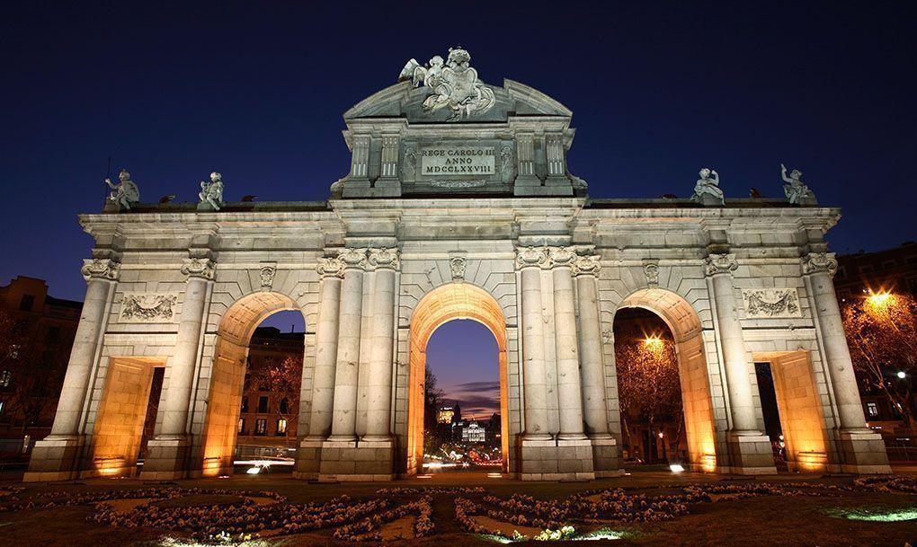 Fotos de Bodas en Puerta Alcalá Madrid