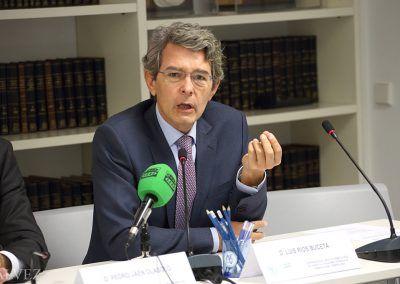 ponente hablando