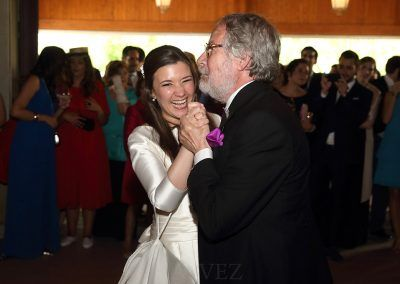 novia baila con padre