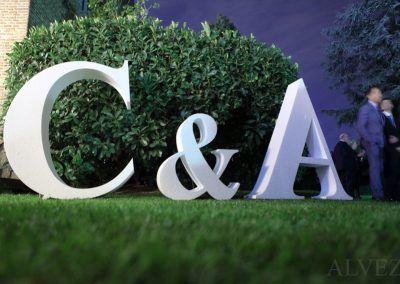 letras iniciales