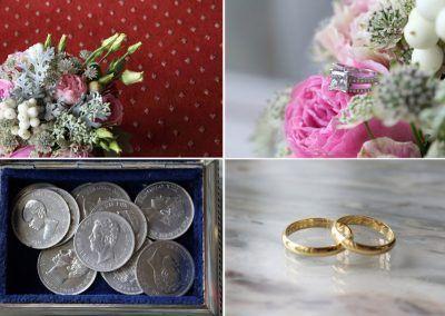 detalles del a boda de angel y carmen