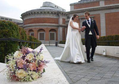 fotografía profesional de boda