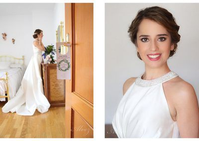 fotografías de la novia