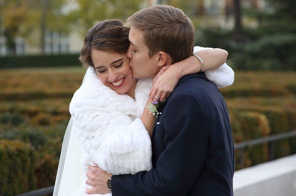 Enlace de Gemma y Eduardo en Madrid