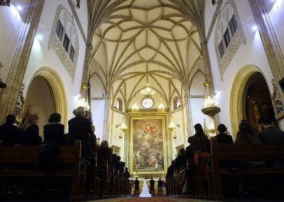 vista iglesia jerónimos