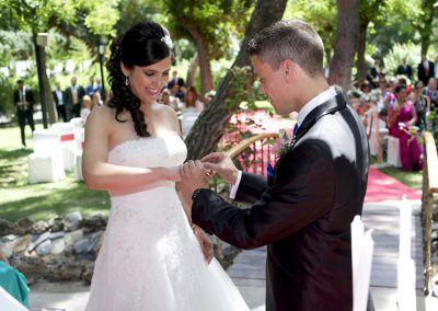 boda en mirador de cuatro vientos