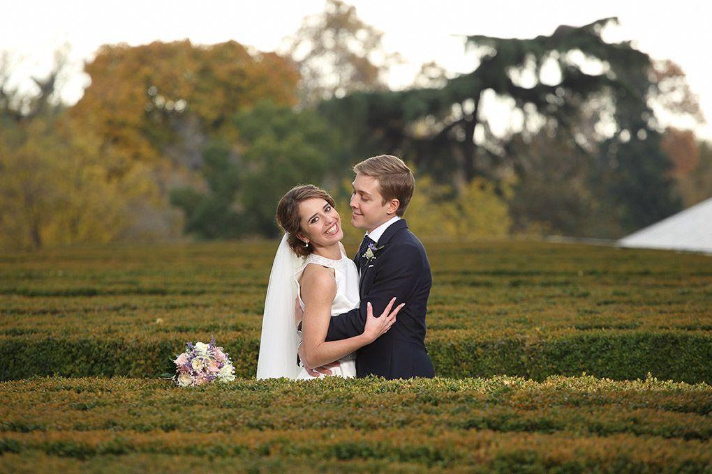 boda exterior de los jerónimos