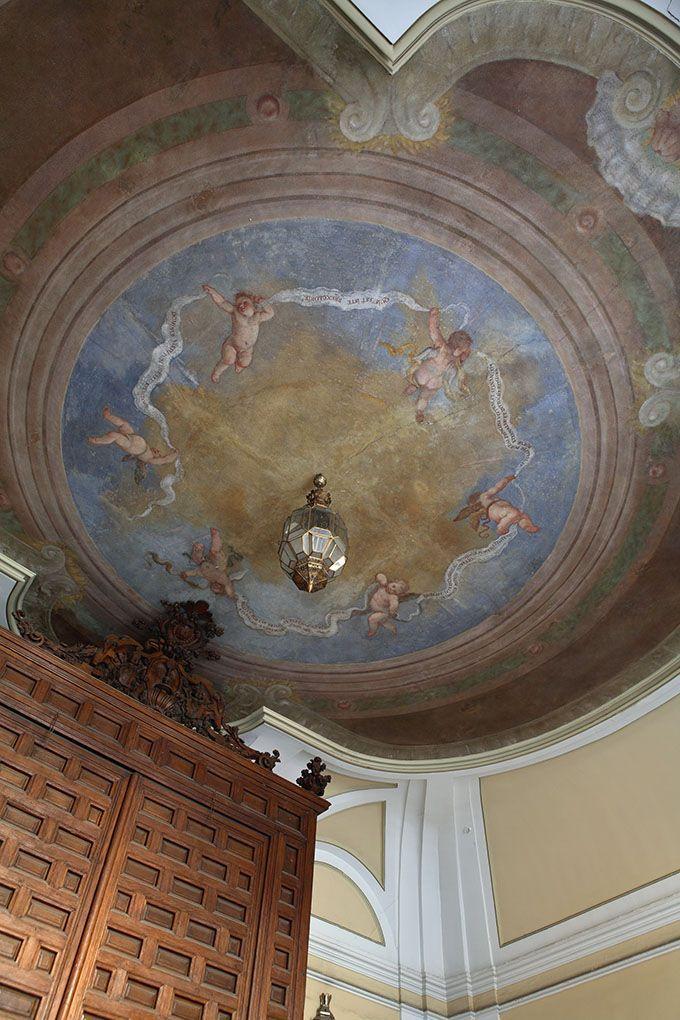 detalle iglesia madrid
