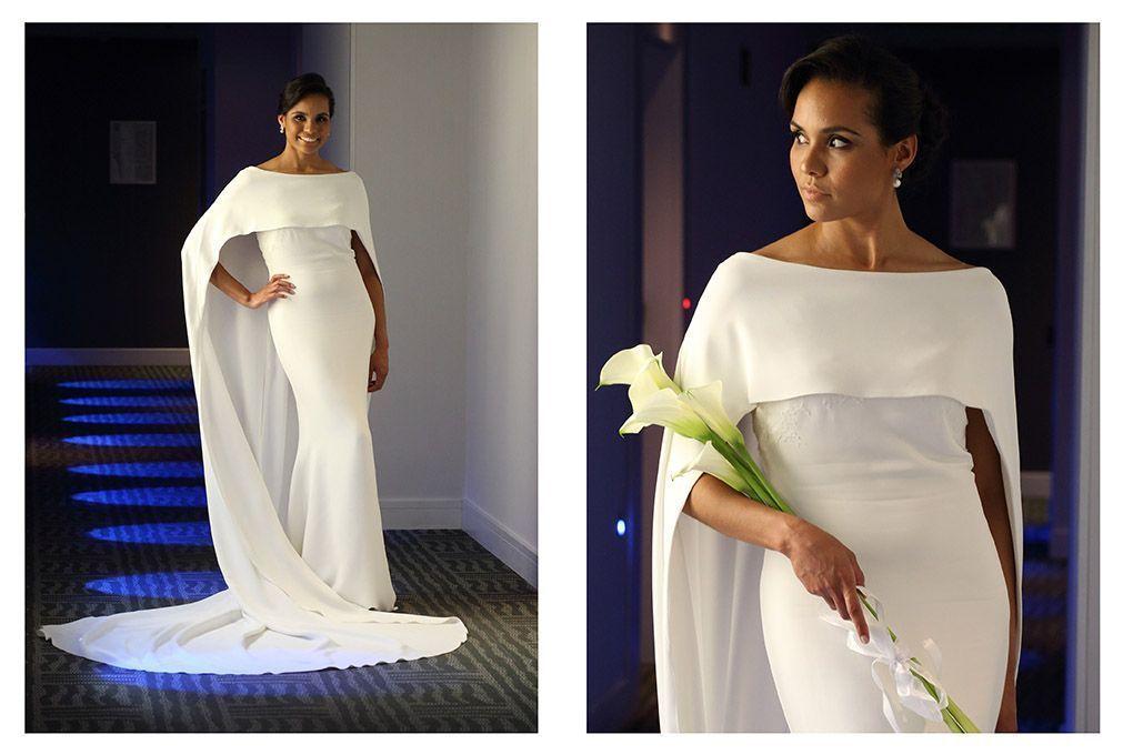 hotel boda fotografía de novia