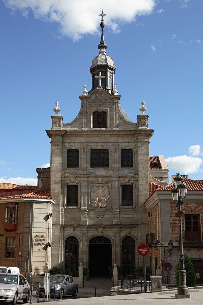 fachada iglesia catedral castrense
