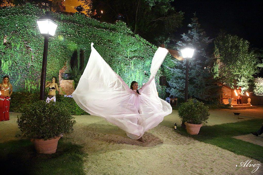 bailarina boda