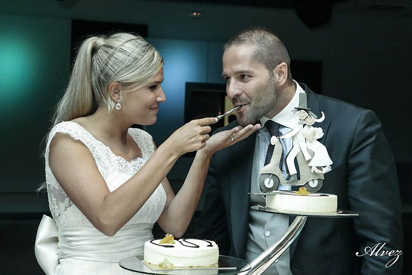 momento de la tarta