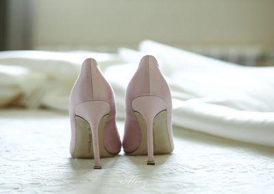 detalle zapatos boda