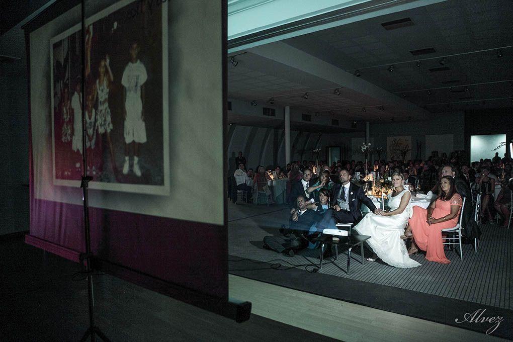 audiovisual boda