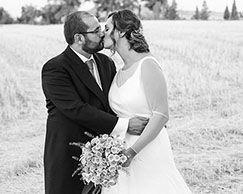 fotografía boda miniatura Beatriz y Juan