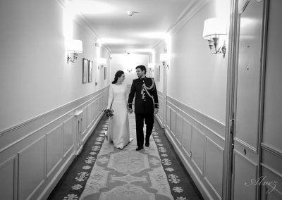 Fotografías boda en el Ritz Madrid