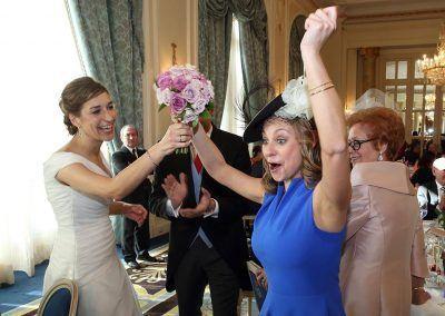 fotógrafias bodas en el ritz