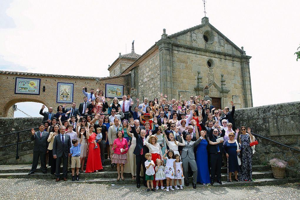 boda en Plasencia
