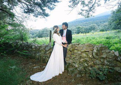 fotos bodas en el campo