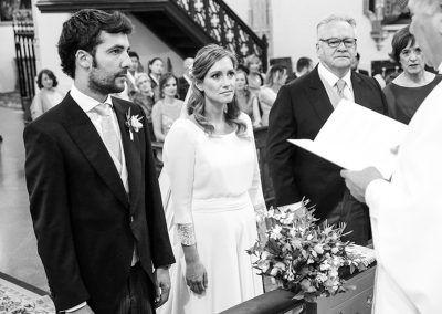 momento de la ceremonia.