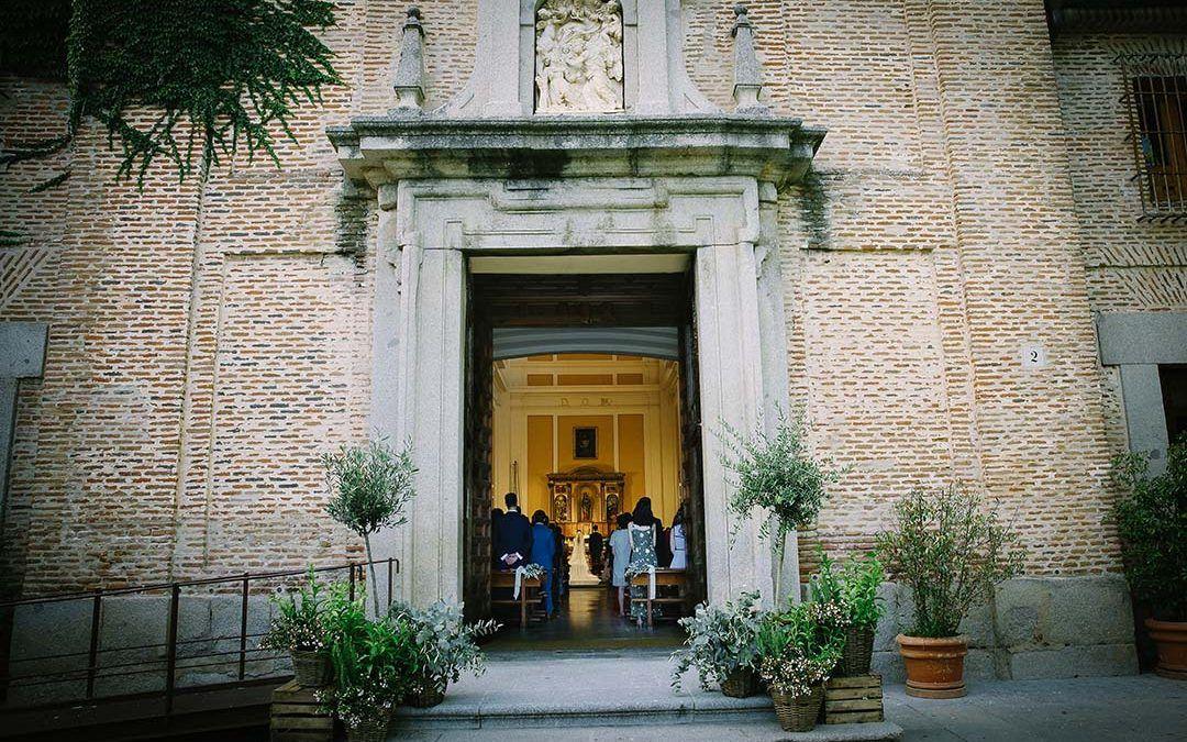 Fincas con capillas para bodas religiosas en Madrid.