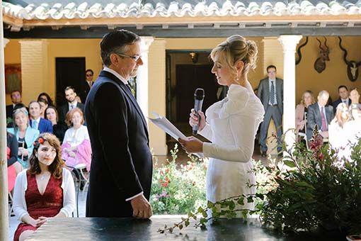 Fotógrafo de bodas civiles en Madrid
