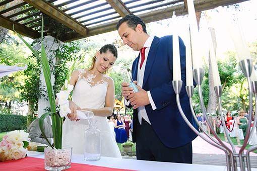 Momento boda civil