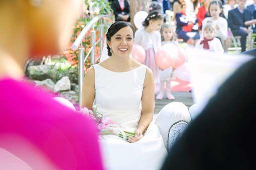 Novia boda civil