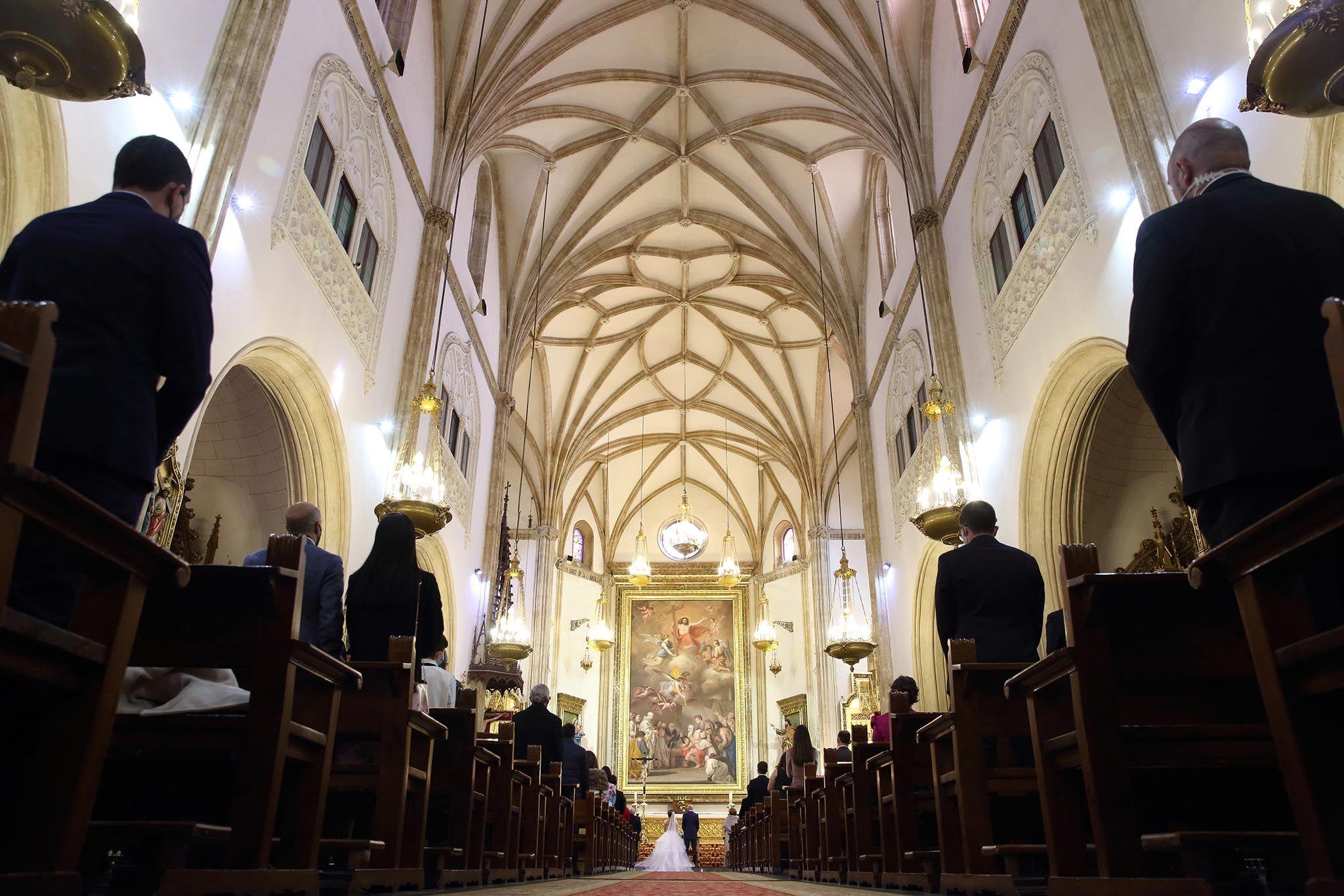 Interior Jerónimos